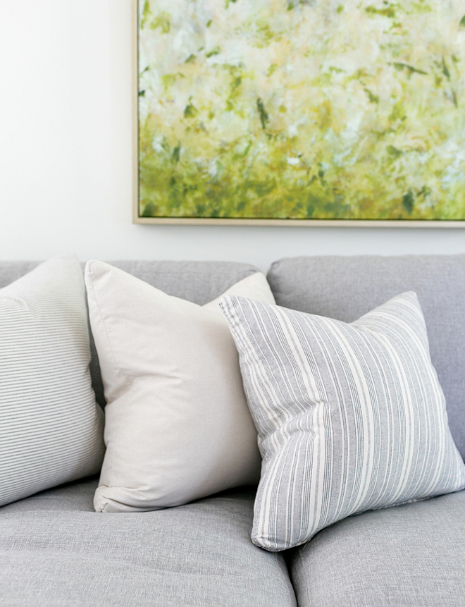 Pillows Classic and timeless combination of pillows #pillows