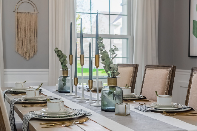 Table setting Table Top decor ideas simple #TableTopdecor #tablesetting