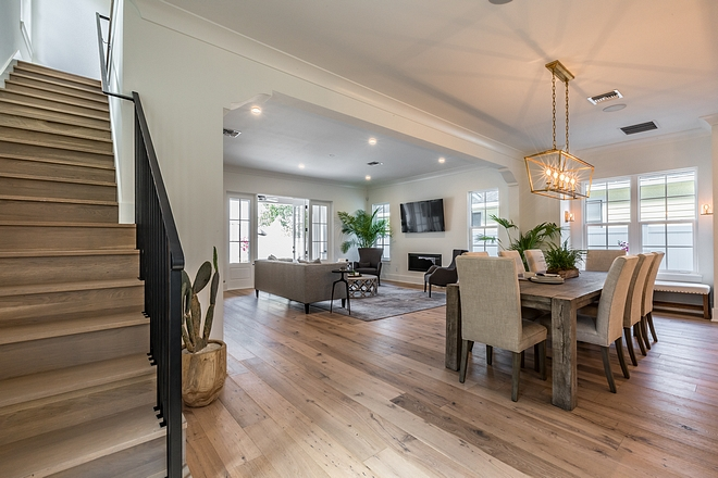 7 inch wide hardwood floor 7 inch wide hardwood floor White Oak 7 inch wide hardwood flooring hardwood flooring #7inchhardwoodflooring #widehardwoodfloor #hardwoodfloor #hardwoodflooring