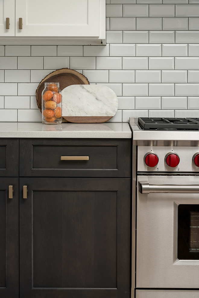 "Backsplash Beveled Ceramic Wall Tile 3""x6"" Simple and timeless kitchen backsplash tile Backsplash Beveled Ceramic Wall Tile #Backsplash #Beveledtile #Ceramictile # WallTile #kitchenbacksplash"