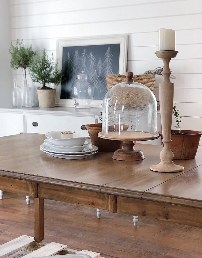 Farmhouse table decor Farmhouse #farmhouse