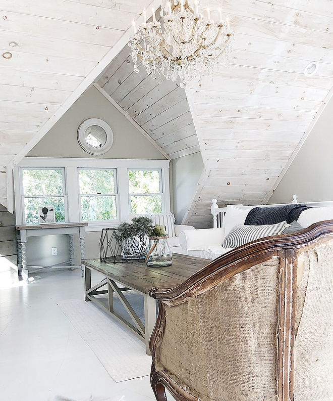 Whitewash shiplap formula Pine Tongue and Groove washed with a 1:1 ratio of water and flat white latex paint Whitewash shiplap formula Whitewash shiplap formula #Whitewashshiplap #Whitewashshiplapformula