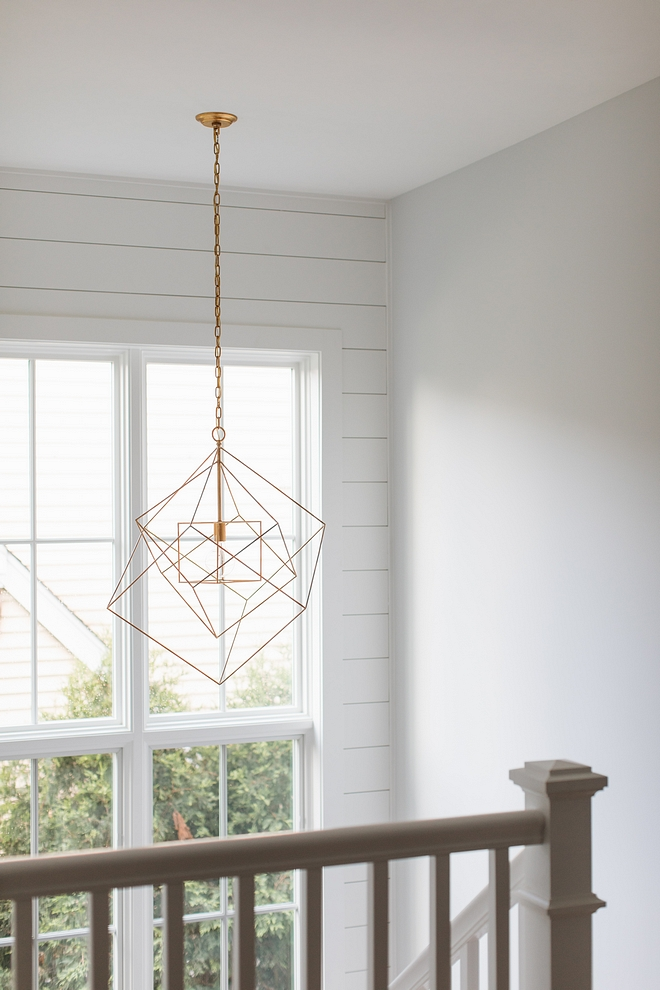 Geometric Pendant Light Geometric Chandelier Staircase with Geometric lighting #GeometricPendantLight #GeometricChandelier #Geometriclighting