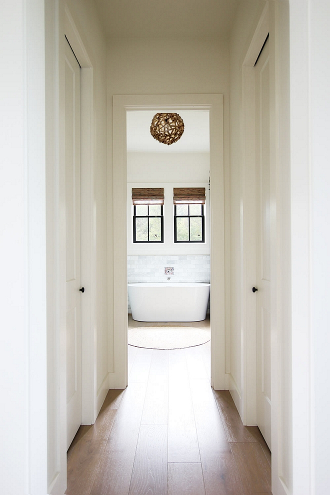 Ensuite plans A hall leads to his and hers walk-in closets and to the master bathroom master Ensuite plans Ensuite plans #Ensuiteplans #masterEnsuiteplans