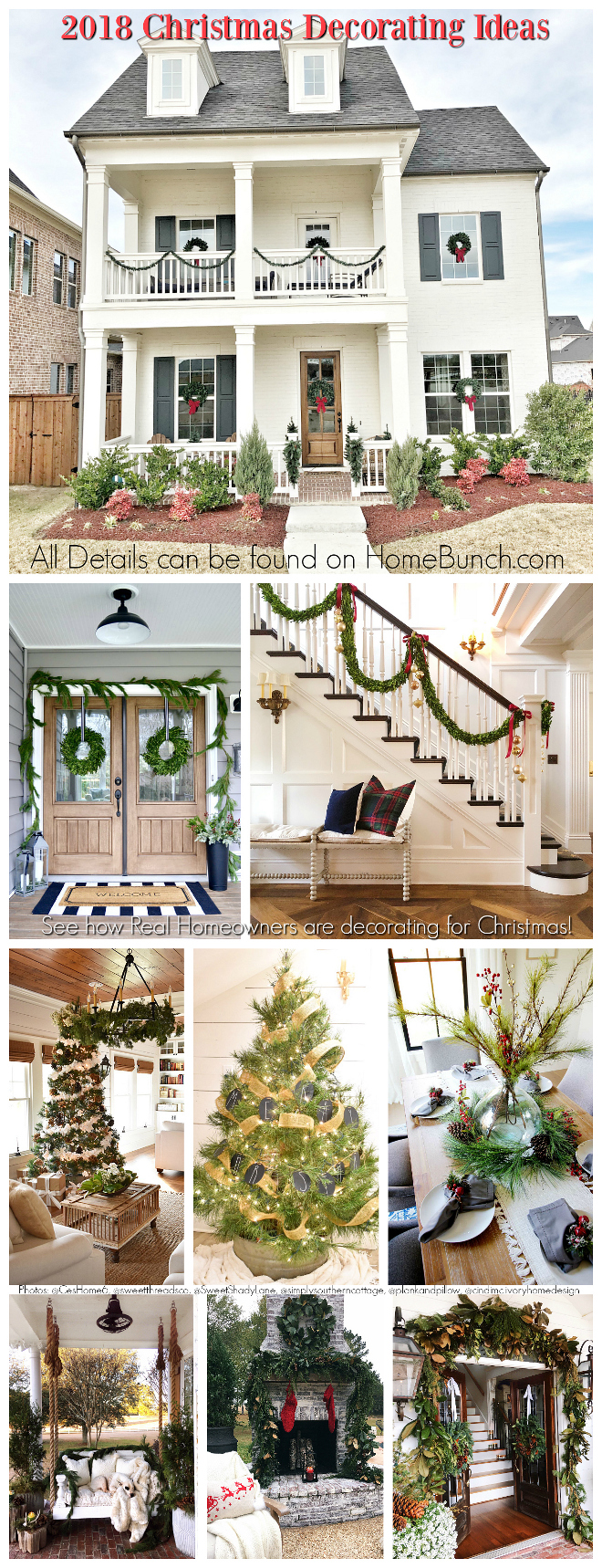 2018 Christmas Decorating Ideas Instagram Christmas Ideas 2018 Christmas Decorating Ideas Instagram Christmas Ideas #farmhouse #ChristmasTradition #SeasonsGreetings #Decorating #TisTheSeason #instachristmas #instatree #instayear #instachristmastree #instalove #instaday #instatime
