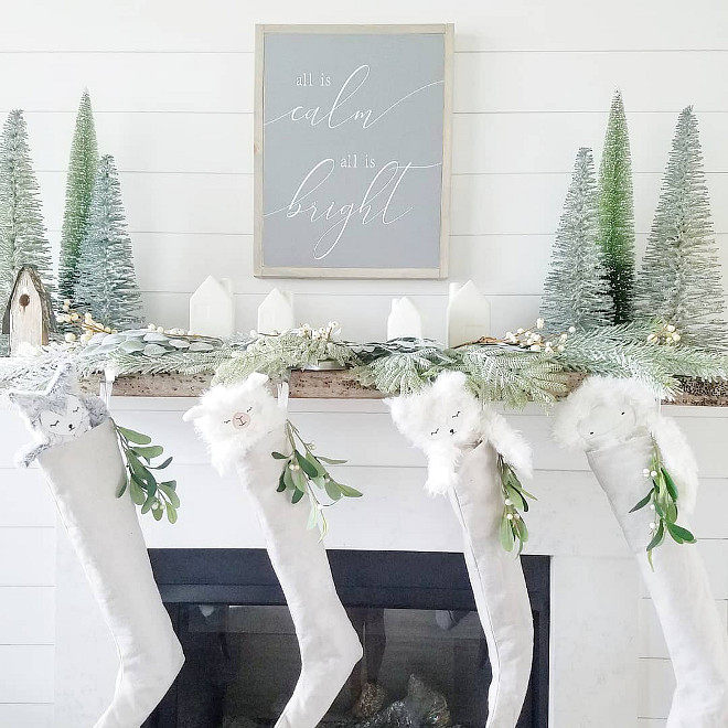All white Christmas decor All white Christmas decor All white Christmas decor All white Christmas decor #AllwhiteChristmasdecor #whiteChristmasdecor