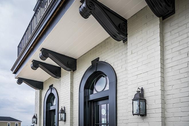 Exterior Corbel Exterior Corbel and trim design Exterior Corbel Exterior Corbels Exterior Corbel #ExteriorCorbel