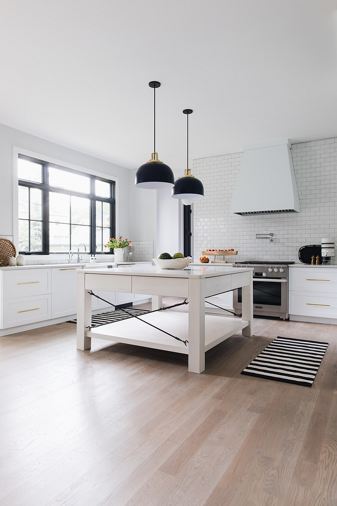 Bleached White Oak Kitchen Island White kitchen with large Bleached White Oak Kitchen Island Bleached White Oak Kitchen Island Ideas Bleached White Oak Kitchen Island #kitchen #whitekitchen #BleachedWhiteOakKitchenIsland #OakKitchenIsland #whiteOakKitchenIsland