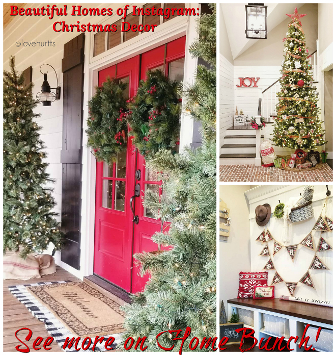 Christmas Decor House Tour Christmas House Tour #Christmasdecor #Christmashousetour