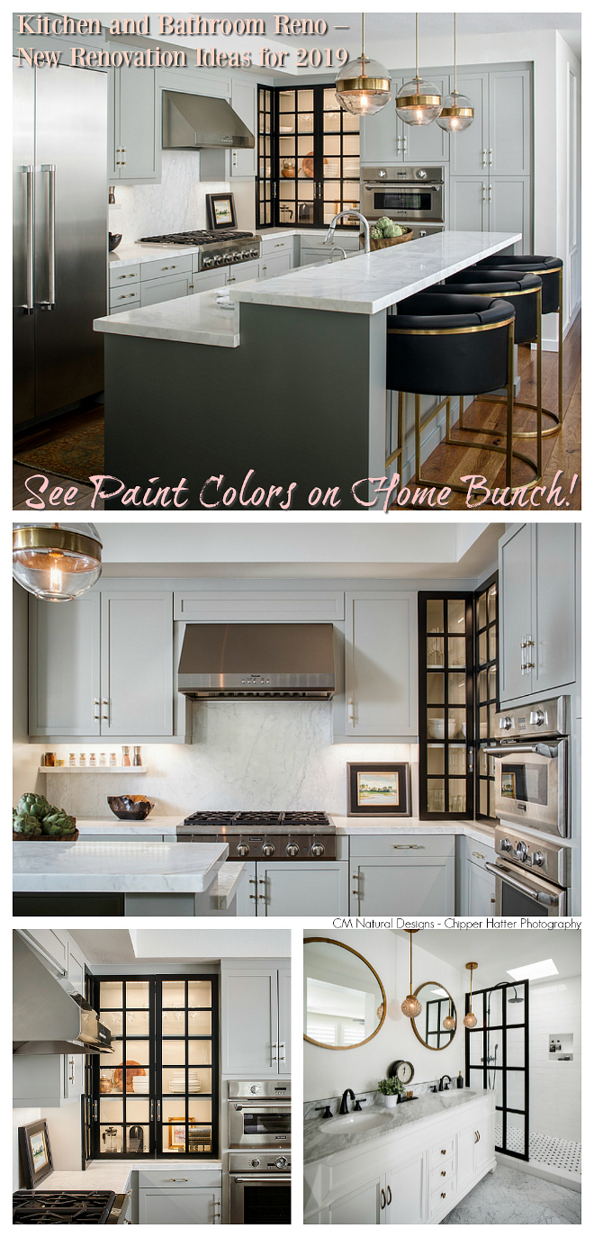 Kitchen and Bathroom Reno New Renovation Ideas for 2019