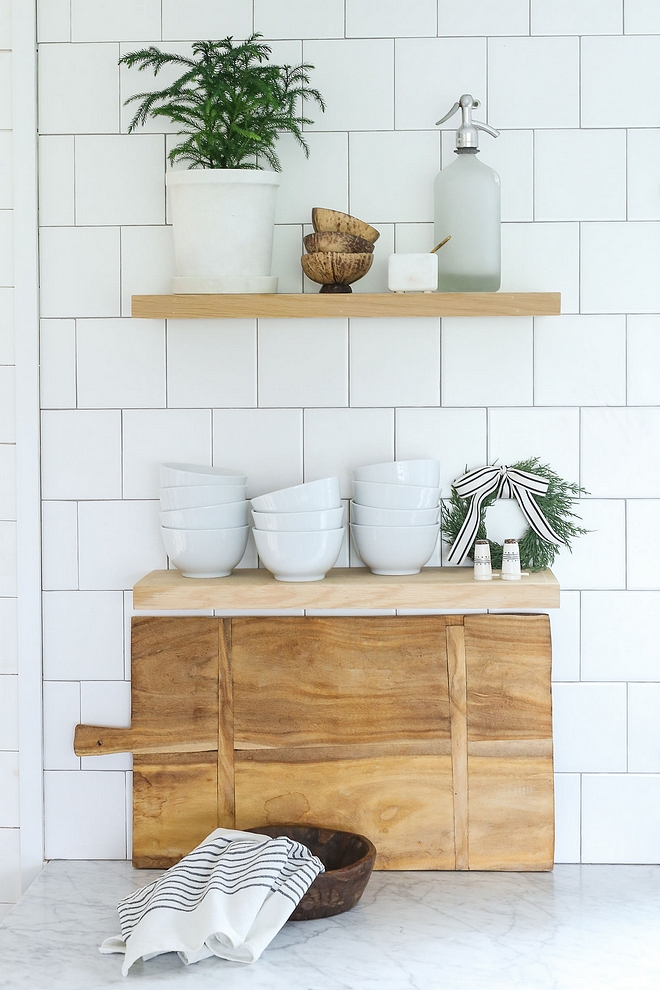 Floating White Oak Shelves Kitchen Floating White Oak Shelves Floating White Oak Shelves Floating White Oak Shelves Floating White Oak Shelves Floating White Oak Shelves #FloatingShelves #WhiteOakShelves