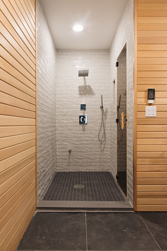 Sauna Shower Sauna Shower Ideas Sauna Shower design Sauna Bathroom Shower Sauna Shower #Sauna #Shower