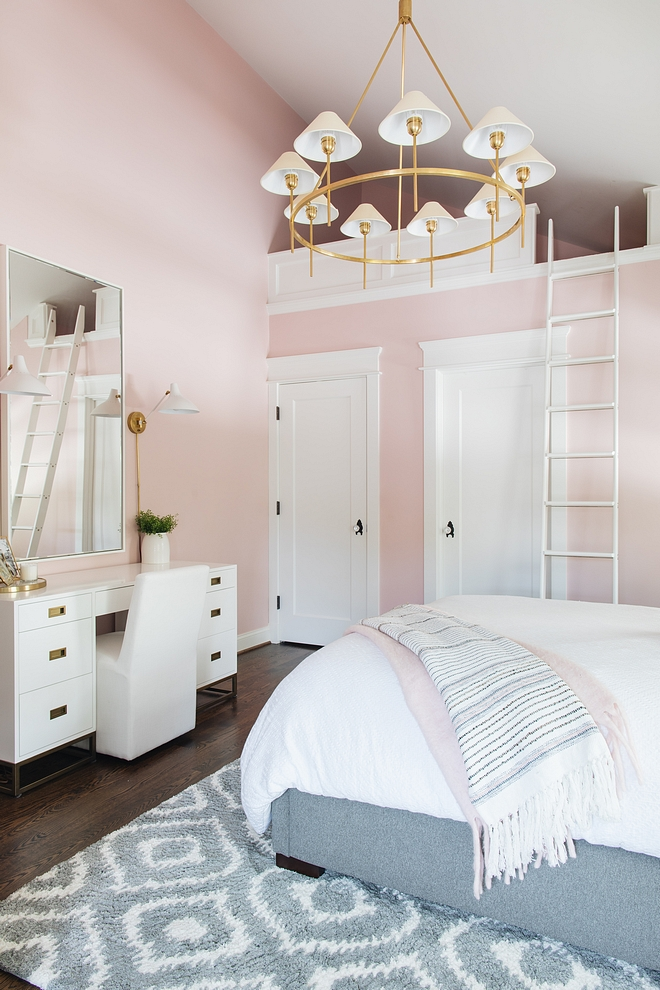 Kids Bedroom with loft Ladder is from Wayfair Kids Bedroom with loft ideas Kids Bedroom with loft design Kids Bedroom with loft #KidsBedroomwithloft