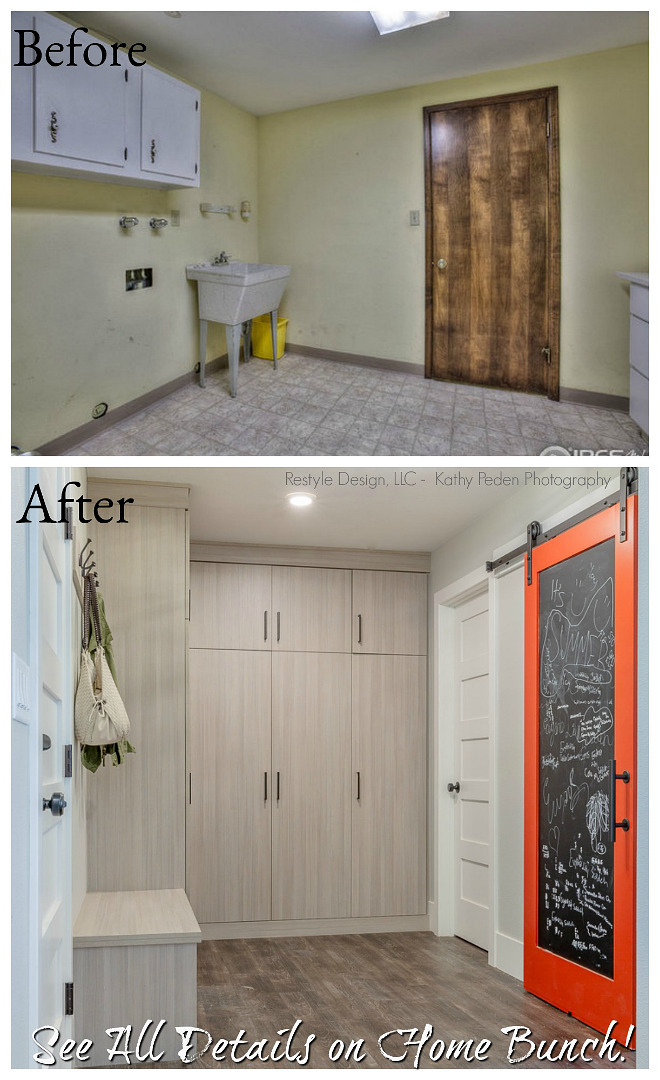 Before and After Laundry Room Mudroom Renovation Before and After Laundry Room Mudroom Renovation ideas #BeforeandAfterLaundryRoom #BeforeandAfterMudroom #BeforeandAfterRenovation #laundryroom #mudroom