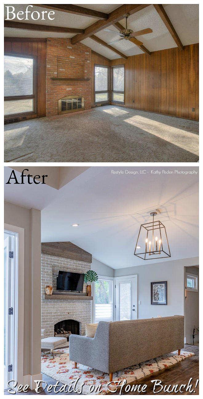 Before After Home Renovation With Pictures Home Bunch Interior
