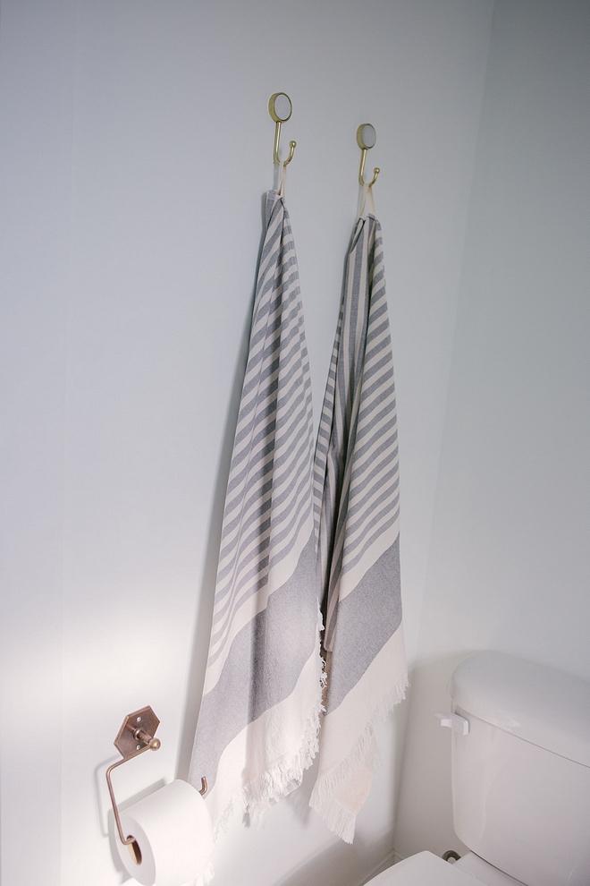 Bathroom hooks ideas Beautiful hooks #bathroom #hooks
