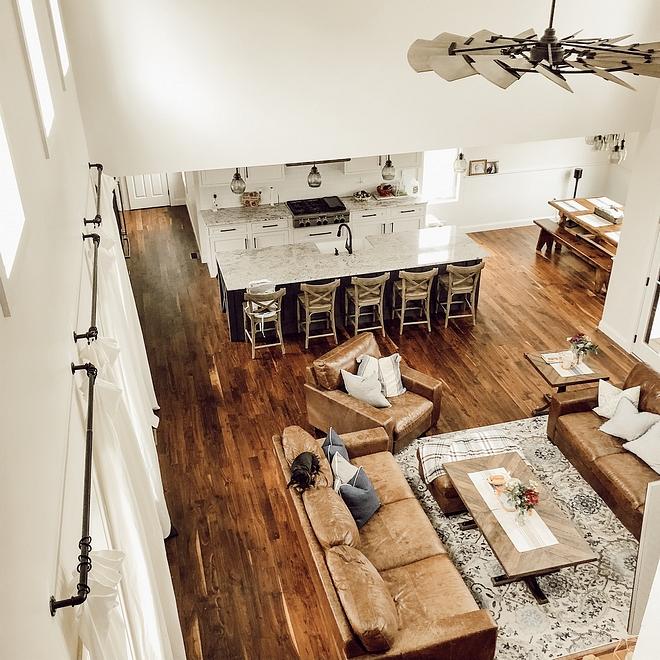 """Hardwood flooring Hardwood throughout is 5"""" character grade walnut Hardwood flooring Hardwood flooring #Hardwoodflooring"""