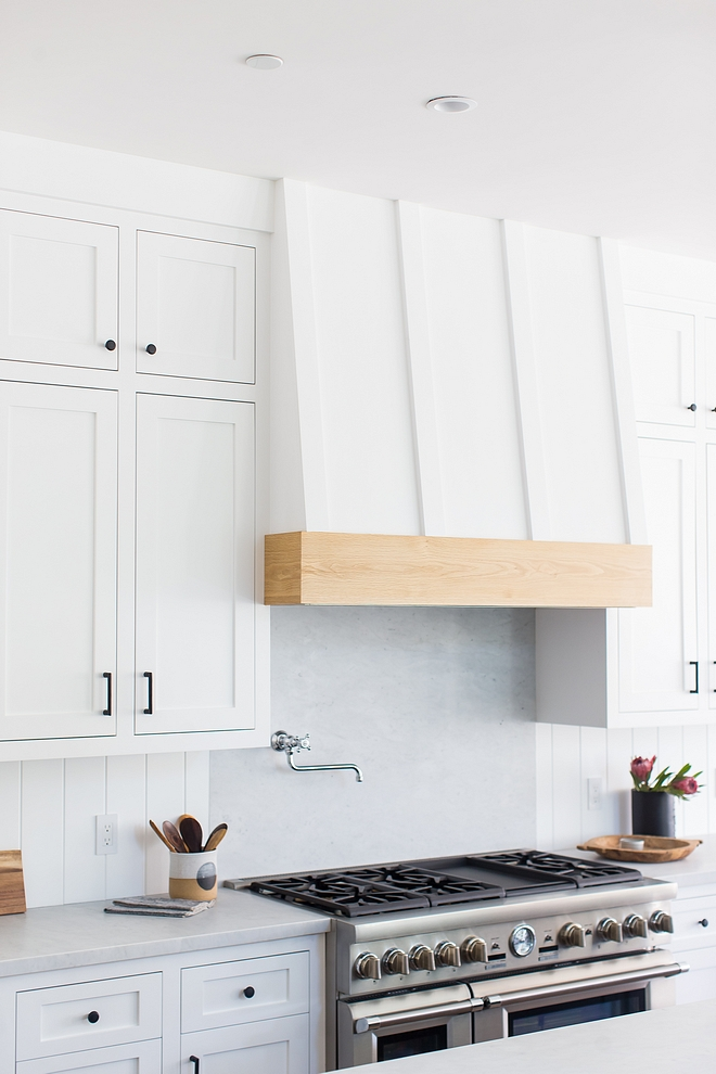 "Board and batten Hood Board and batten kitchen hood The custom hood range features a ""board and batten"" detail Board and batten Hood Board and batten kitchen hood #BoardandbattenHood #Boardandbattenkitchenhood #Boardandbatten #kitchenhood"