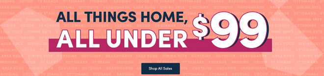 Affordable Home Decor Sales
