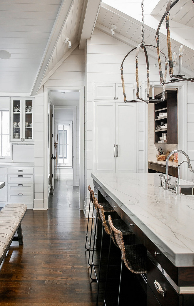 Kitchen Shiplap Backsplash Kitchen Shiplap Backsplash on window wall Kitchen Shiplap Backsplash #KitchenShiplap #ShiplapBacksplash #kitchen #Shiplap #Bacskplash