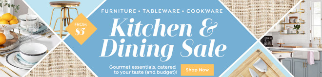 Kitchen and dining sale