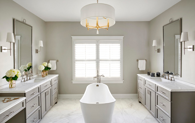 Master Bathroom with tub in the center Master Bathroom with tub in the center layout ideas Master Bathroom with tub in the center #MasterBathroom #Bathroomwithtubinthecenter #Bathroom #Bathroomtub