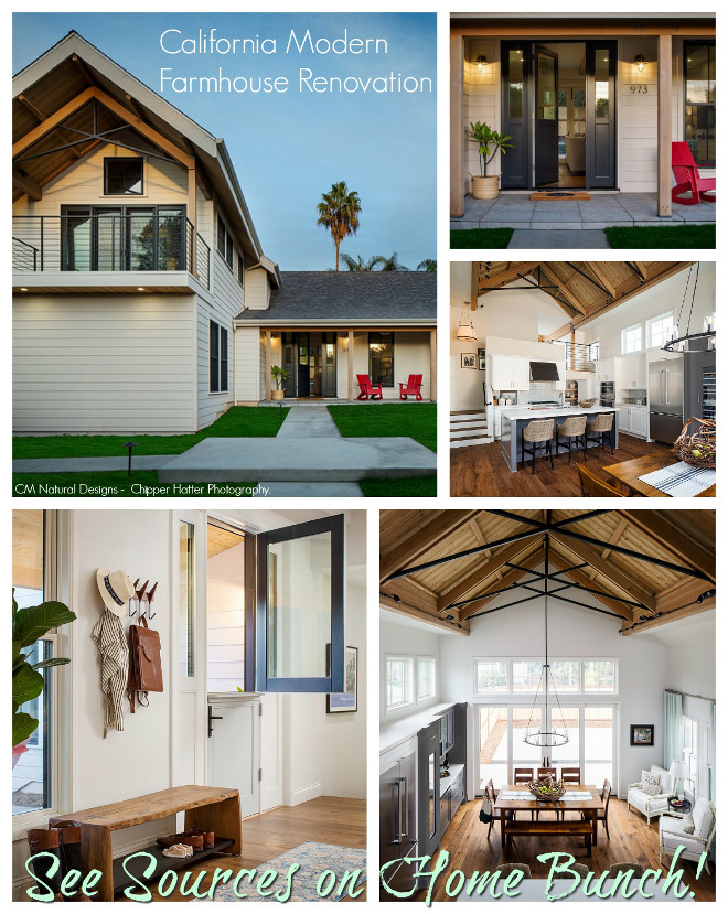 Modern Farmhouse Renovation