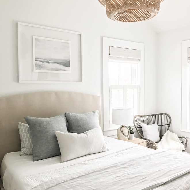Neutral Bedrooms for kids The designer made sure to design kids' bedrooms that will grow with them Everything feels serene and neutral Neutral Bedrooms for kids #kidsneutralbedroom #neutralbedroom #bedroom #serenebedroom #calmingbedroom