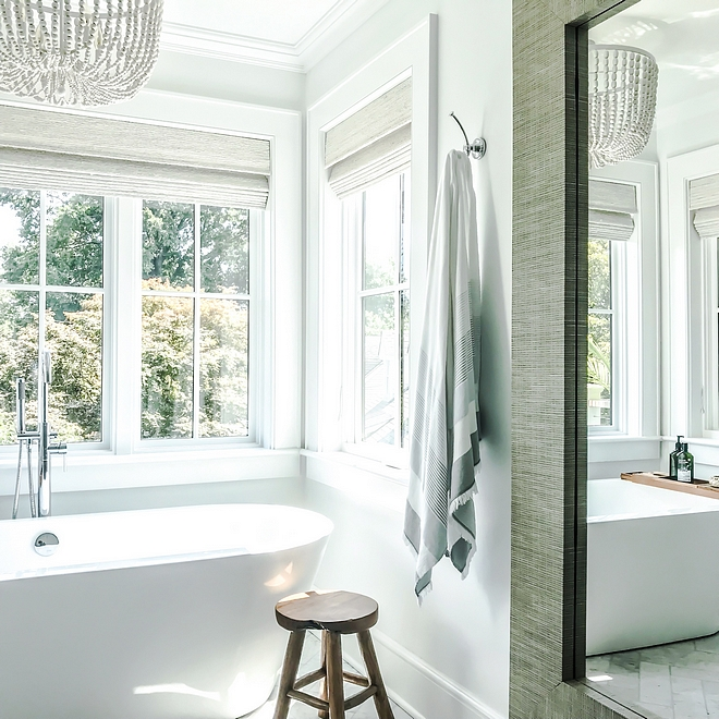 Benjamin Moore Super White Photos