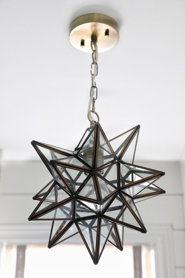 Star pendant Light Get the look for less Star pendant Light Get the look for less #StarpendantLight #starlighting