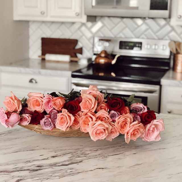 Roses Kitchen Decor Roses #roses #kitchendecor #kitchen #decor