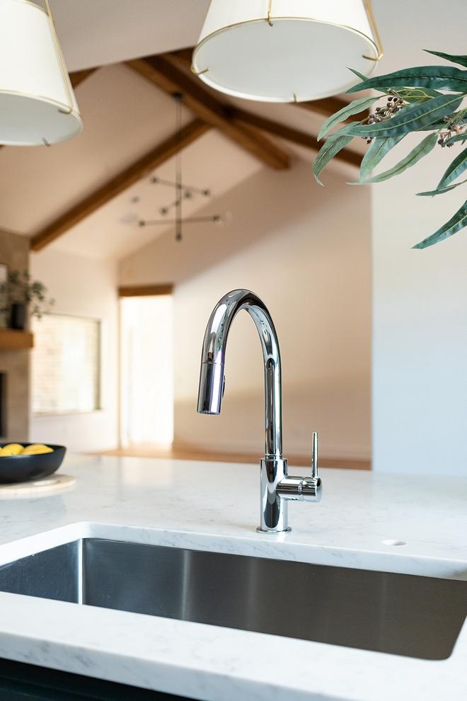 Kitchen Faucet Delta Trinsic in Chrome