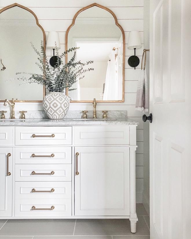 Bathroom Mirror Arched Mirrors over bathroom vanity Bathroom Mirror Ideas Arched Bathroom Mirror #Bathroom #Mirror #ArchedMirrors #bathroomvanitymirror #BathroomMirro #Bathrooms #Mirrors
