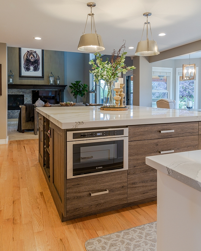 Kitchen Island Wood kitchen island color Island cabinets are flat panel textured melamine in color Sedici #kitchenisland #kitchen #island #Islandcabinets #flatpanelcabinet #texturedmelaminecabinet