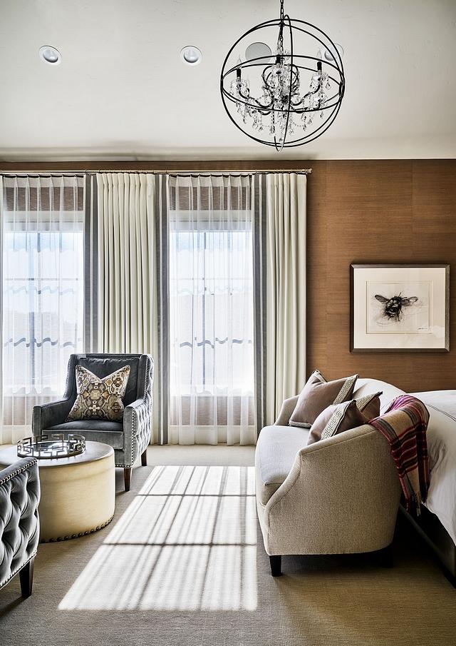 Bedroom Chandelier RH Foucault's Orb Clear Crystal Chandelier #bedroom #chandelier