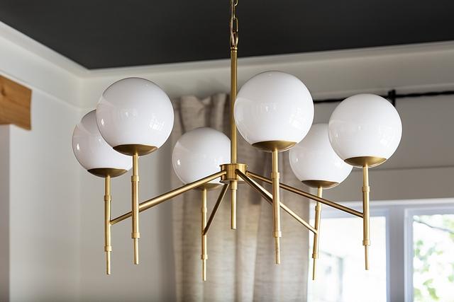 Mid century globe and brass chandelier Modern Mid century globe and brass chandelier Mid century globe and brass chandelier #Midcenturyglobechandelier
