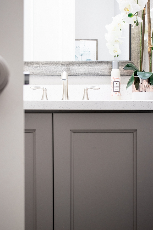 Faucet: Moen - Eva, widespread brushed nickel