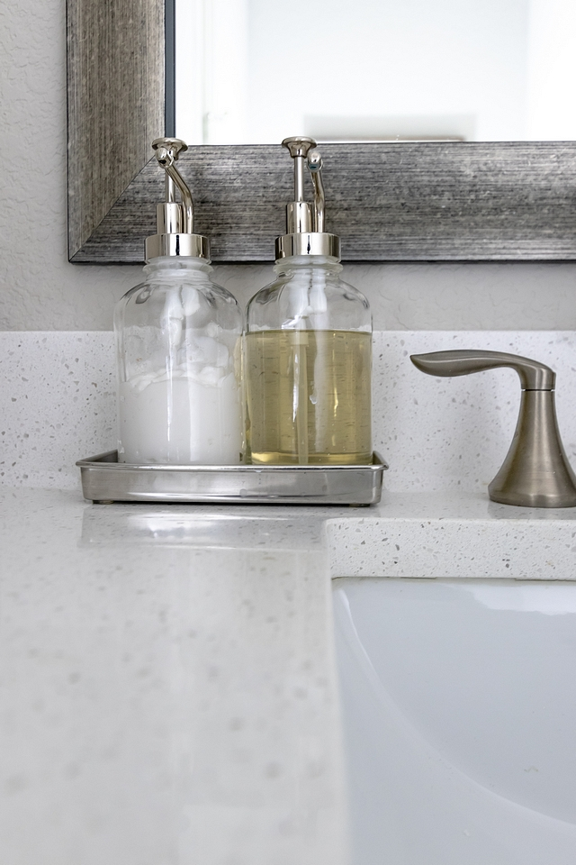 Bathroom Hand soap cream dispenser