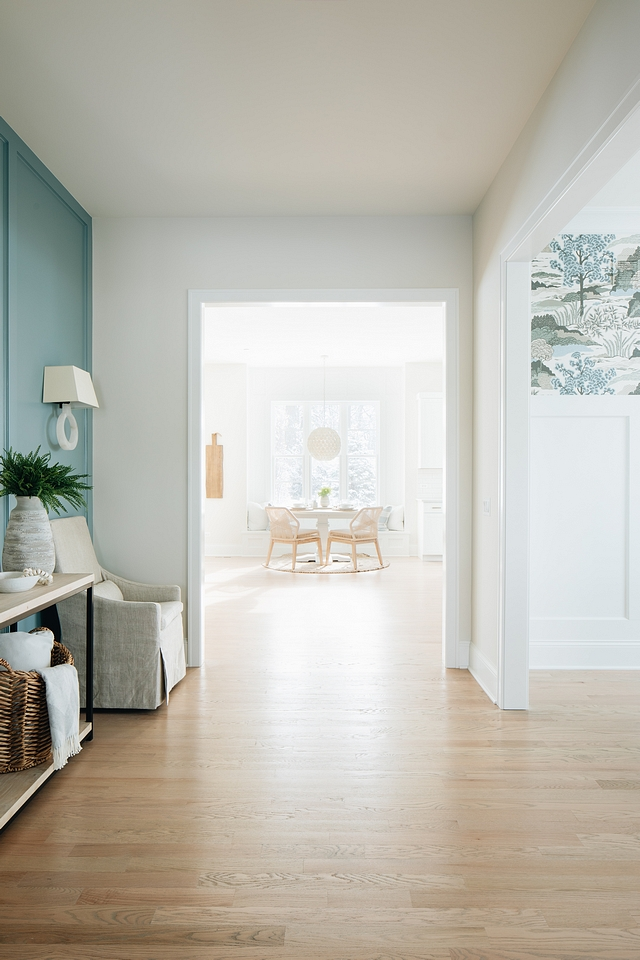 Light Oak Hardwood Hardwood flooring is Oak hardwood floor with a custom finish #Hardwoodflooring #Oakhardwoodfloor #lightoak #Oakhardwoodflooring