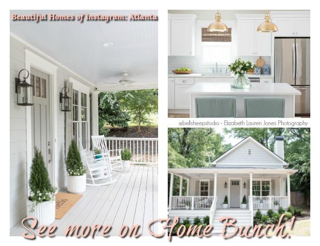 Beautiful Homes of Instagram