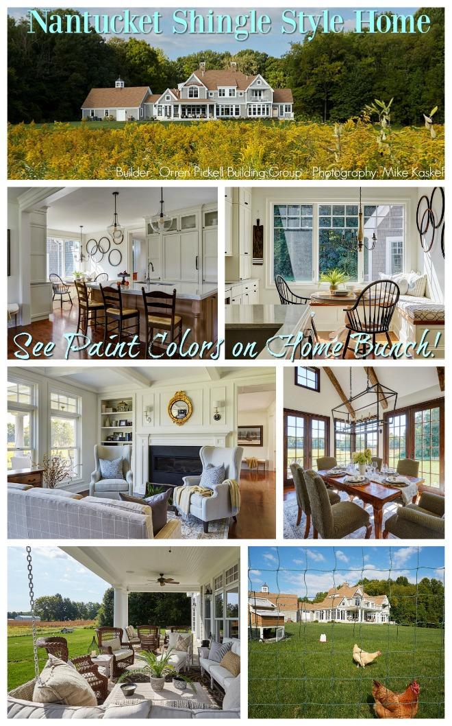 Nantucket Shingle Style Home Nantucket Shingle Style Home Nantucket Shingle Style Home #NantucketShingleStyleHome #ShingleStyleHome