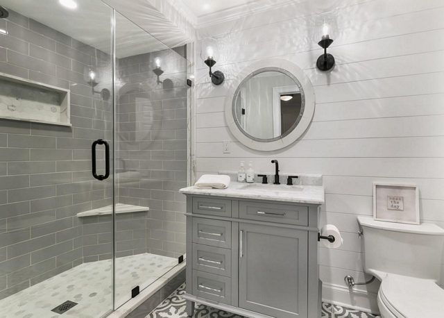 Bathroom renovation White and grey bathroom renovation ideas Bathroom renovation White and grey bathroom renovation Bathroom renovation White and grey bathroom renovation Bathroom renovation White and grey bathroom renovation Bathroom renovation White and grey bathroom renovation #Bathroomrenovation #Whiteandgreybathroom #bathroom #renovation