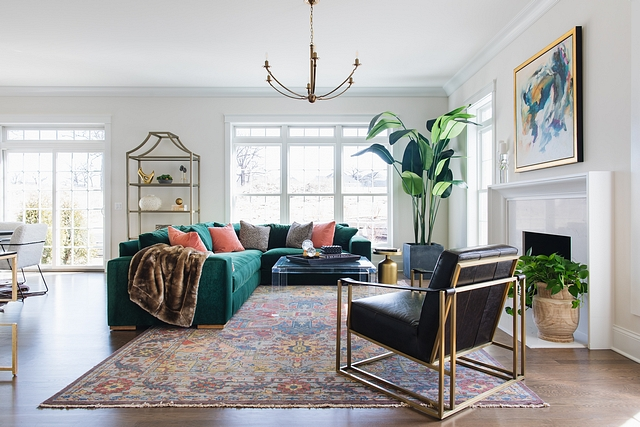 Colorful Interior Ideas How to add color to your interiors with balance I am loving this lively and happy color scheme Colorful Interior Colorful Interiors #ColorfulInteriors