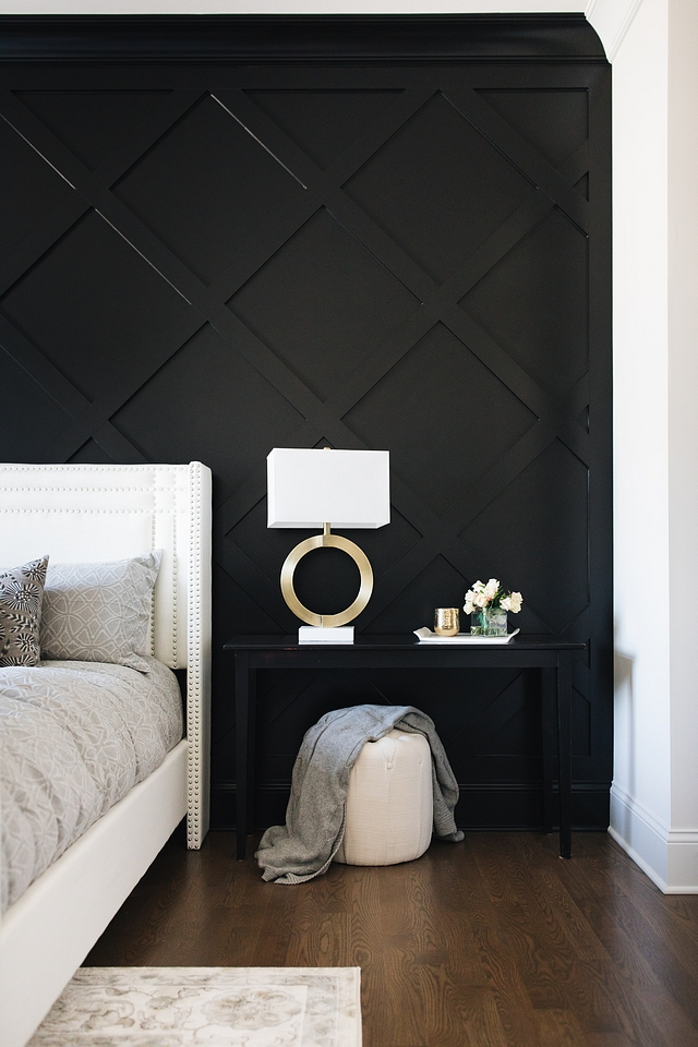 Black Wall Paneling Paint Color Benjamin Moore Black Black Wall Paneling Paint Color Accent Wall Black Wall Paneling Paint Color Benjamin Moore Black Black Wall Paneling Paint Color #BlackWallPaneling #WallPaneling #PaintColor #BenjaminMooreBlack #Blackaccentwall #WallPanelingPaintColor