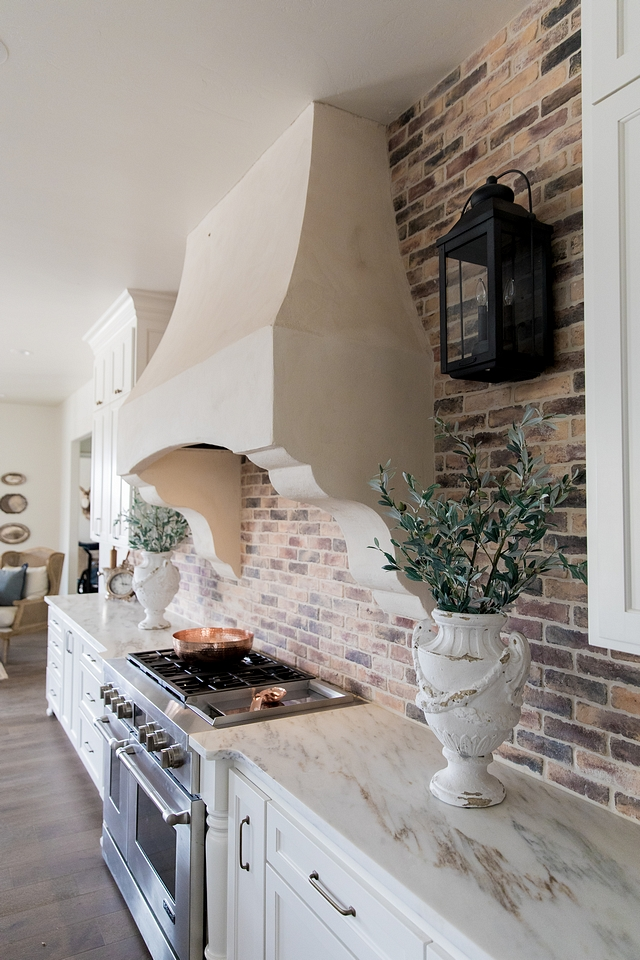Cast Stone Hood Cast Stone Kitchen Hood The custom kitchen hood is made out of blown cast stone, carved in place Cast Stone Hood Cast Stone Kitchen Hood #CastStoneHood #Cast #StoneHood #CastStoneKitchenHood