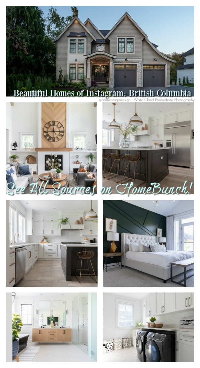 Beautiful Homes of Instagram British Columbia