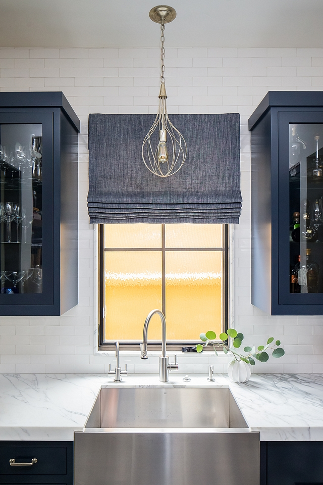 Pantry with Stainless Steel Farmhouse Sink Kitchen pantry sink Pantry Sink #pantry #pantrysink #kitchenpantry #StainlessSteelFarmhouseSink