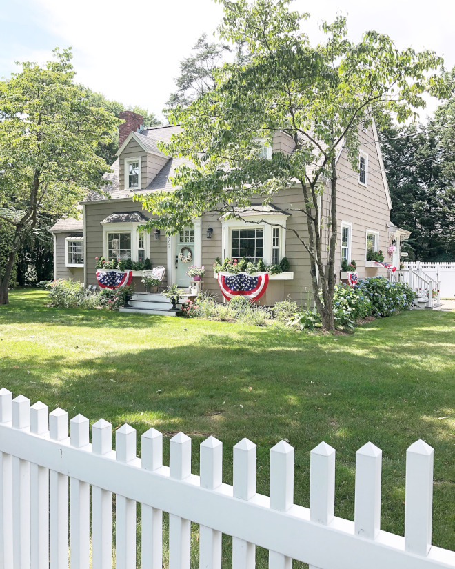 4th July Home Exterior Decor