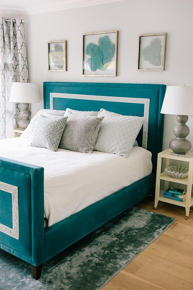 Coastal Bedroom Bed