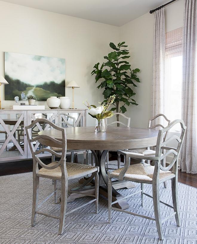 Casual Elegant Breakfast Room
